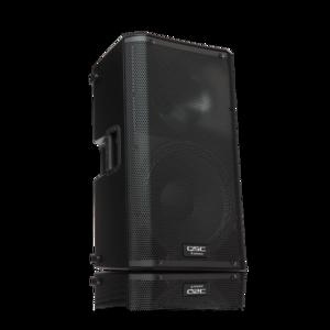 "QSC K12 12"" Powered Speaker rental Dallas-Ft. Worth, TX"