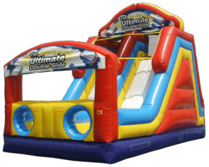 16' Dry Slide - Ultimate Double rental Dallas-Ft. Worth, TX