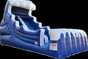 20' Dry or Water Slide rental Dallas-Ft. Worth, TX