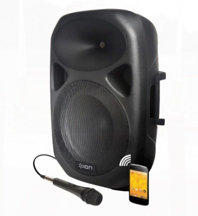 ION Bluetooth Speaker System rental Dallas-Ft. Worth, TX