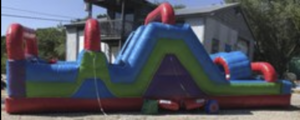 Backyard Obstacle Course  rental Dallas-Ft. Worth, TX