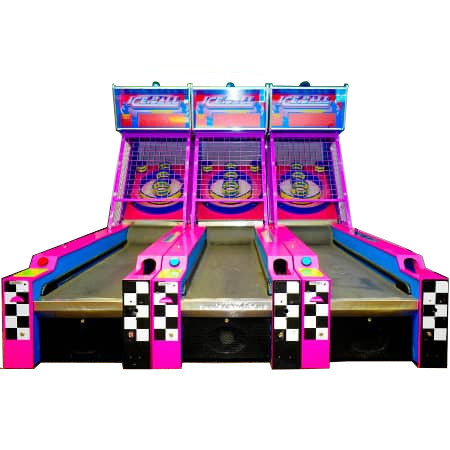 Skeeball rental Dallas-Ft. Worth, TX