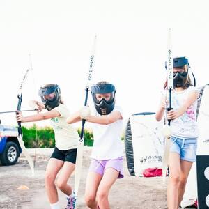 Archery Battle Tag rental Dallas-Ft. Worth, TX