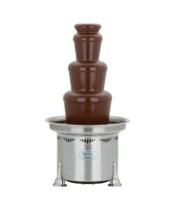 Large Chocolate Fountain rental Dallas-Ft. Worth, TX