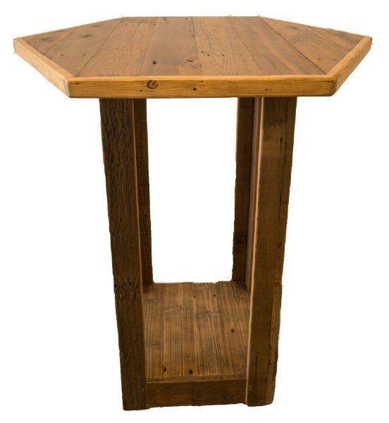 Reclaimed Wood Cocktail Table rental Dallas-Ft. Worth, TX