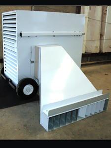 Outdoor Tent Heater rental Dallas-Ft. Worth, TX