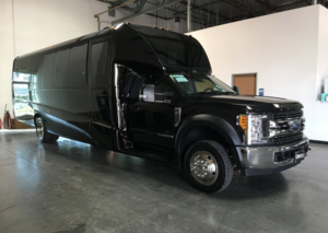 27 Passenger Mini Bus rental Dallas-Ft. Worth, TX