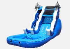 16' Water Slide rental Dallas-Ft. Worth, TX