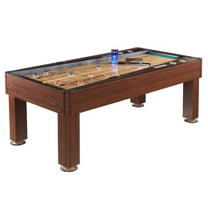Richochet Shuffleboard Table rental Dallas-Ft. Worth, TX