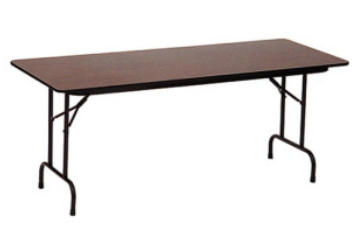 8' Seminar Table rental Dallas-Ft. Worth, TX