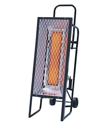 Portable Heater - rectangle rental Dallas-Ft. Worth, TX