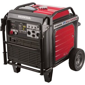 Generator - 7000 watt rental Dallas-Ft. Worth, TX