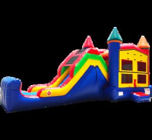 Combo Water Slide  rental Dallas-Ft. Worth, TX