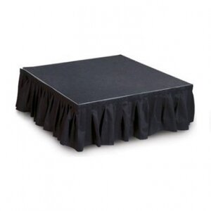 Stage Skirting rental Dallas-Ft. Worth, TX