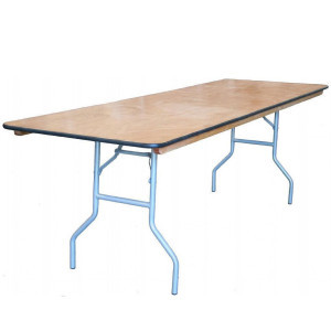 4 ft. Rectangle Table rental Dallas-Ft. Worth, TX