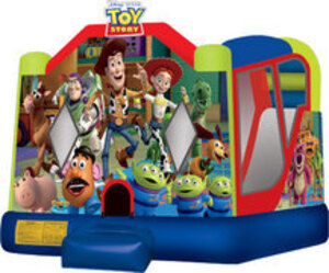 Toy Story Bouncy House  rental Dallas-Ft. Worth, TX