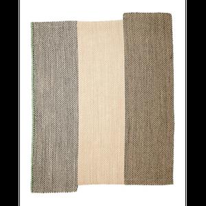 6x7.5 Natural Striped Sisal rug rental Dallas-Ft. Worth, TX