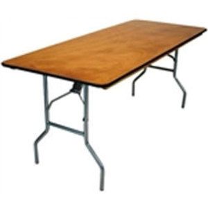 8' Banquet Rectangle Table rental Dallas-Ft. Worth, TX