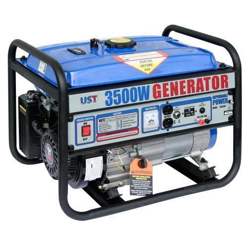 Generator - 3500 watt rental Dallas-Ft. Worth, TX