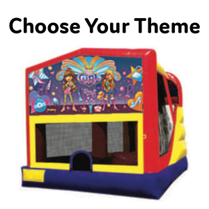 Bouncy House Combo rental Dallas-Ft. Worth, TX