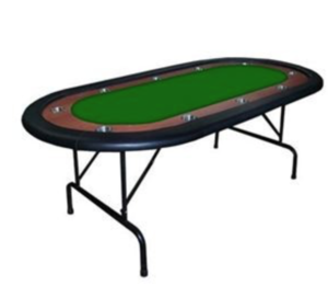 Poker Table rental Dallas-Ft. Worth, TX