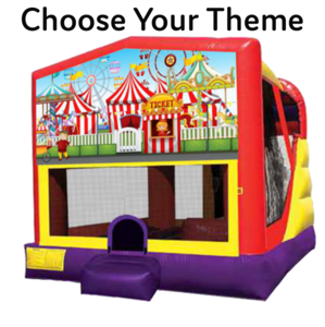 XL Bouncy House Combo rental Dallas-Ft. Worth, TX