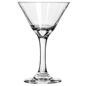 Martini Glass - 7.5 oz rental Los Angeles, CA