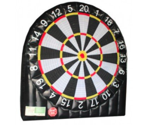 Giant Inflatable Soccer Darts rental Los Angeles, CA