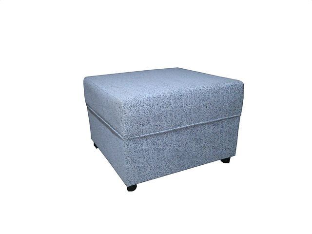 Rectangle Ottoman rental Los Angeles, CA