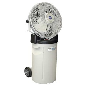 14 Gallon Misting Fan rental Los Angeles, CA