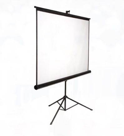 "70"" Projector Screen rental Los Angeles, CA"