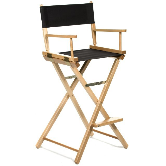 Tall Director's Chair rental Los Angeles, CA