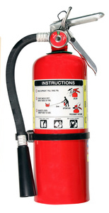 Fire Extinguisher rental Los Angeles, CA