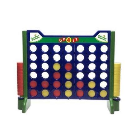 Giant Connect Four Game rental Los Angeles, CA