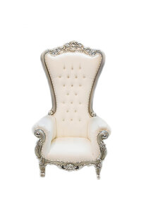 King & Queen Throne Chairs rental Los Angeles, CA