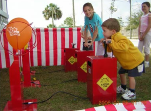 Balloon Popping Game rental Los Angeles, CA